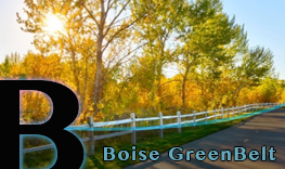 Homes for Sale on Boise Greenbelt